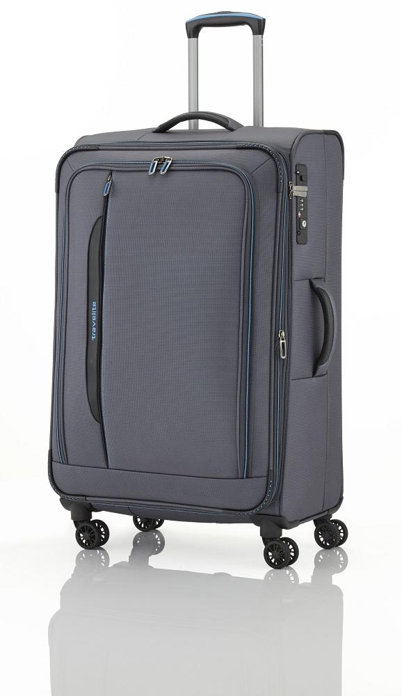E-shop Travelite CrossLITE 4w L Anthracite