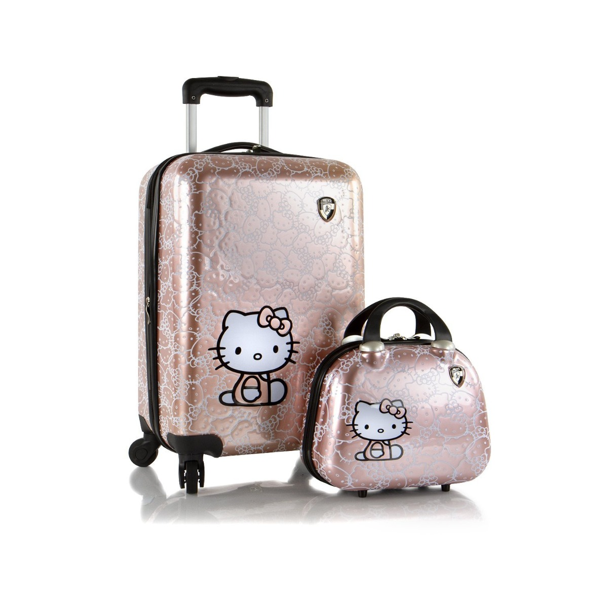 Heys Kids Hello Kitty Metallic - sada 2 ks