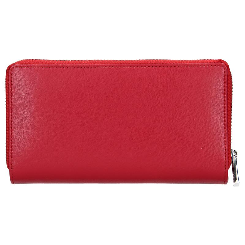 E-shop Lagen Dámská peněženka kožená 50311 Červená