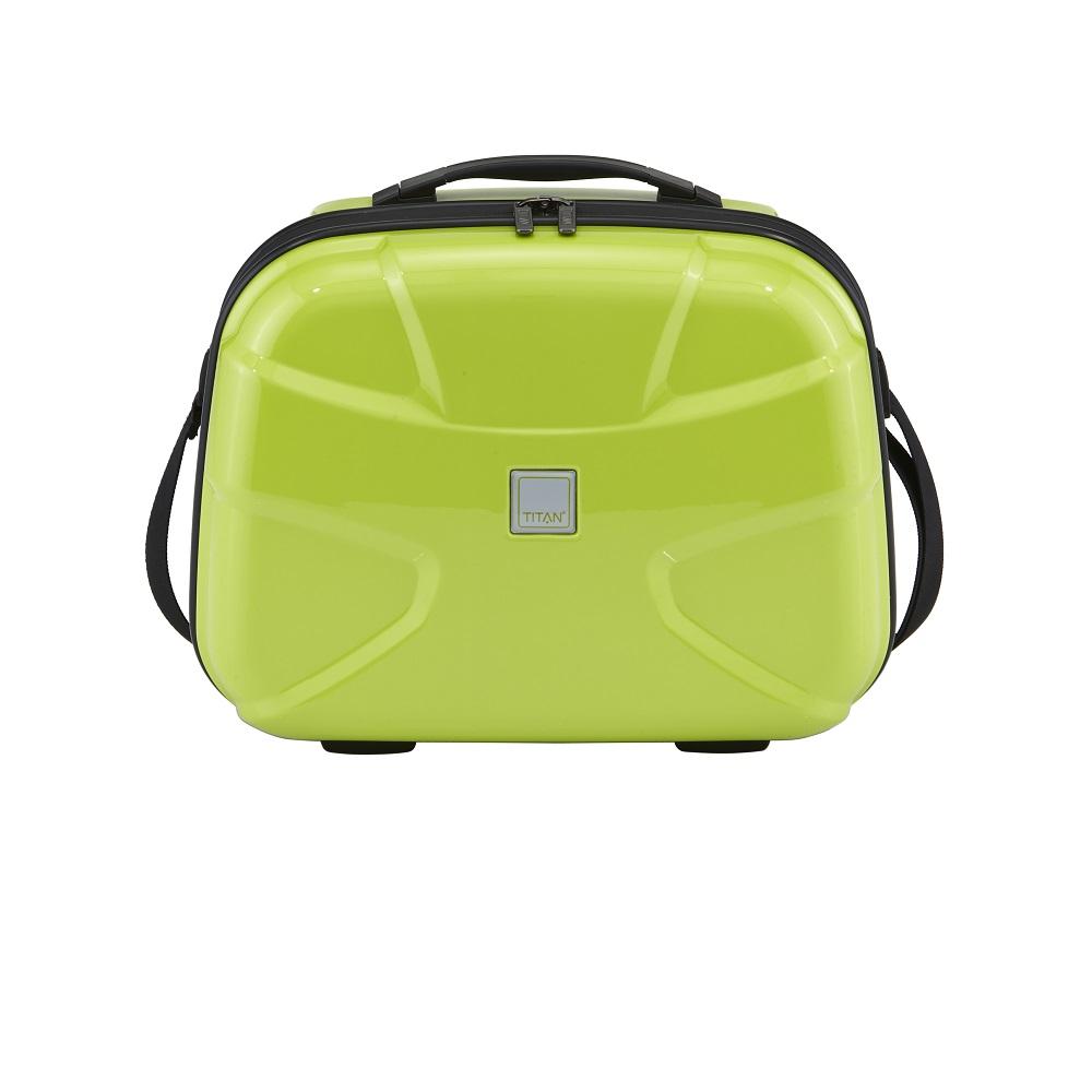 Titan X2 Flash Beauty case Lime green