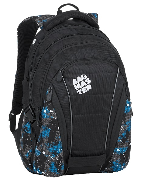 Bagmaster Bag 9 D Blue/grey/black