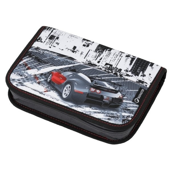 Bagmaster Case Lim 9 B Black/white/red