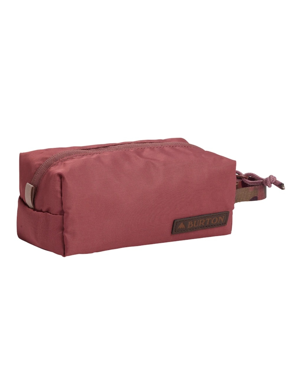 Burton Accessory Case Rose Brown Flight Satin
