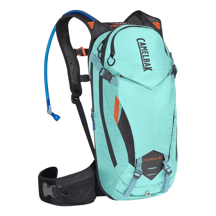 Camelbak KUDU Protector 10 Lake Blue/Laser Orange S/M