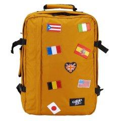 CabinZero Classic 44L Flags Orange Chill