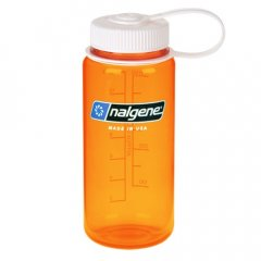 Nalgene Wide Mouth 0,5 l Orange