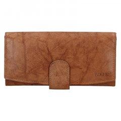 Lagen Dámská peněženka kožená 5152 Světle hnědá