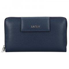 Lagen Dámská peněženka kožená 50311 Tmavě modrá