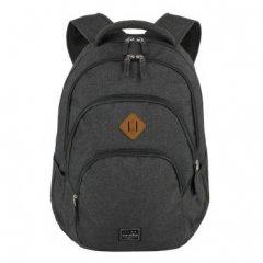 Travelite Basics Backpack Melange Anthracite