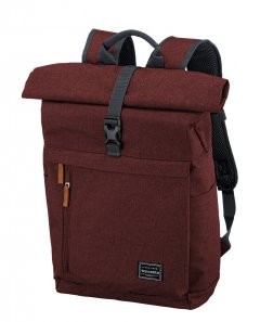 Travelite Basics Roll-up Backpack Bordeaux