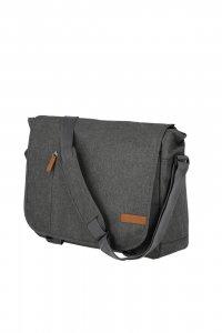 Travelite Basics messenger bag Anthracite