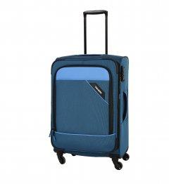Travelite Derby 4w M Blue