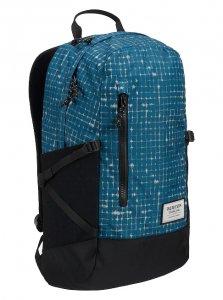 Burton Prospect Pack Blue Sapphire Ripstop Texture Print