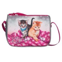 Emipo Dívčí kabelka Cats & Mice