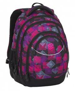 Bagmaster Energy 8 E Black/pink/violet