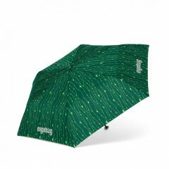 Ergobag Deštník Fluo zelená 2020