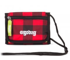 Ergobag Peněženka červeno-černá