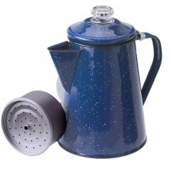 GSI Outdoors Percolator 1,2 l blue