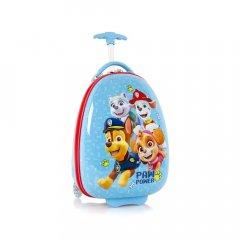 skořepinový kufr pro děti Heys Kids Paw Patrol 2w Light blue 2