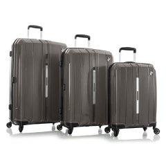 Heys Maximus S,M,L Grey – sada 3 kufrů