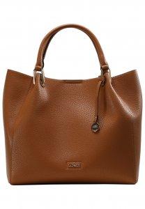 L.CREDI Ember Handbag Brown