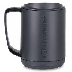 Lifeventure Ellipse Insulated Mug 350ml graphite