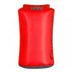Lifeventure Ultralight Dry Bag 25 l Red
