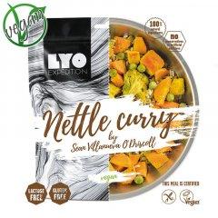 LYOfood Curry s kopřivou velká porce