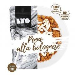 LYOfood Těstoviny Bolognese velká porce