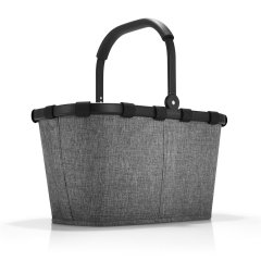 Reisenthel Carrybag Twist Silver