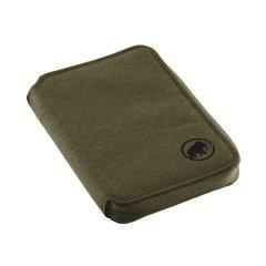 Mammut Zip Wallet Mélange Olive