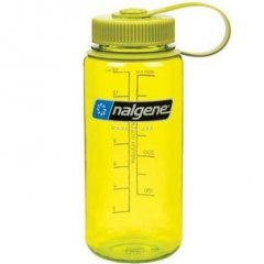 Nalgene Wide Mouth 0,5 l Lime