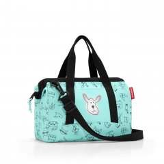 Reisenthel Allrounder XS Kids Cats and dogs mint
