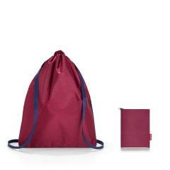 Reisenthel Mini Maxi Sacpack Dark Ruby