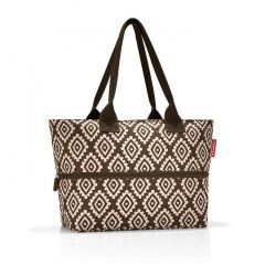 Reisenthel Shopper e1 Diamonds Mocha