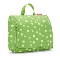 Reisenthel ToiletBag XL Spots Green