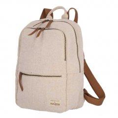 Travelite Hempline Big backpack Beige