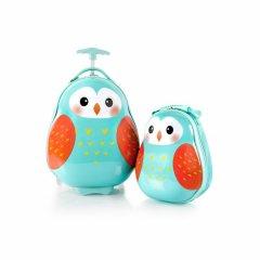 Heys Travel Tots Owl – sada batohu a kufru