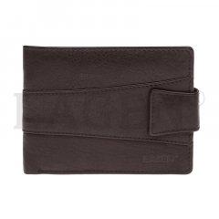 Lagen Pánská peněženka kožená V-98/E Hnědá