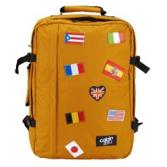 CabinZero Classic 44L Flags Orange Chill