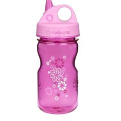 Nalgene Grip´n Gulp Kids 0,35 l Pink/ Wheels