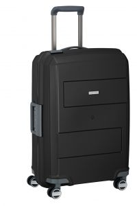 Travelite Makro 4w M Black