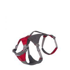 Mountain Paws Dog Hiking Harness red S