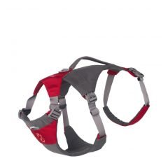 Mountain Paws Dog Hiking Harness red L