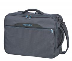 Travelite CrossLITE Combi Bag Anthracite