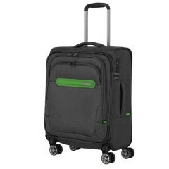 Travelite Madeira 4w S Anthracite/Green