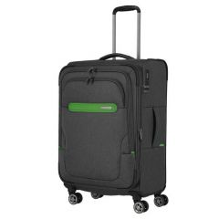 Travelite Madeira 4w M Anthracite/green