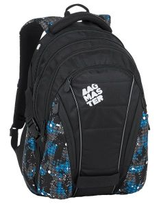 Bagmaster Bag 9 D Blue/grey/black