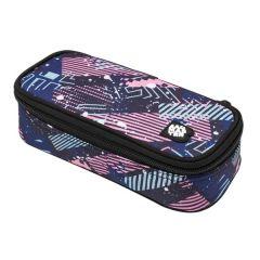Bagmaster Case Bag 9 A Pink/petrol/black