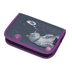 Bagmaster Case Galaxy 9 A Gray/violet